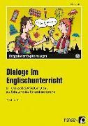 Cover-Bild zu Dialoge im Englischunterricht - 7./8. Klasse von Büttner, Patrick