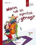 Cover-Bild zu Geisler, Dagmar: Wann hab ich eigentlich genug? (eBook)
