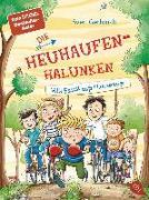Cover-Bild zu Gerhardt , Sven: Die Heuhaufen-Halunken - Volle Faust aufs Hühnerauge
