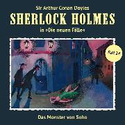 Cover-Bild zu Masuth, Andreas: Sherlock Holmes, Die neuen Fälle, Fall 24: Das Monster von Soho (Audio Download)