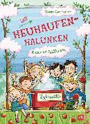 Cover-Bild zu Gerhardt, Sven: Die Heuhaufen-Halunken - Rache ist Süßkram (eBook)