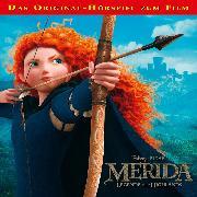 Cover-Bild zu Bingenheimer, Gabriele: Disney - Merida - Legende der Highlands (Audio Download)