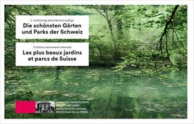 Cover-Bild zu Die schönsten Gärten und Parks der Schweiz / Les plus beaux jardins et parcs de Suisse von Schweizer Heimatschutz (Hrsg.)