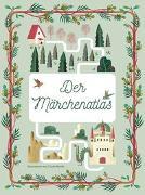 Cover-Bild zu Bordin, Claudia: Der Märchenatlas