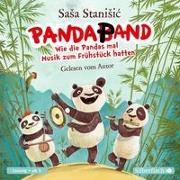Cover-Bild zu Stanisic, Sasa: Panda-Pand