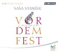 Cover-Bild zu Stanisic, Sasa: Vor dem Fest