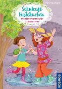 Cover-Bild zu Schulcafé Pustekuchen 3, Die leckerschmecker Klassenfahrt von Naumann, Kati