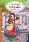 Cover-Bild zu Schulcafé Pustekuchen 1, Die Mogelmuffins von Naumann, Kati