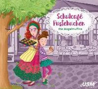 Cover-Bild zu Schulcafé Pustekuchen 1: Die Mogelmuffins von Naumann, Kati
