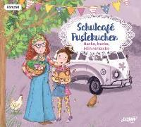 Cover-Bild zu Schulcafé Pustekuchen 2: Backe, backe, Hühnerkacke von Naumann, Kati