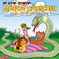 Cover-Bild zu Die kleine Schnecke Monika Häuschen 18. Warum häuten sich Schlangen? von Naumann, Kati