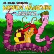 Cover-Bild zu Die kleine Schnecke Monika Häuschen 01. Warum stolpern Tausendfüssler nicht? von Naumann, Kati