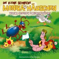 Cover-Bild zu Die kleine Schnecke Monika Häuschen 20: Warum schießen Bombardierkäfer? von Naumann, Kati (Gespielt)