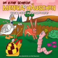 Cover-Bild zu Die kleine Schnecke Monika Häuschen 23: Warum haben Hasen lange Ohren? von Naumann, Kati