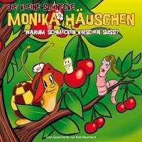 Cover-Bild zu Die kleine Schnecke Monika Häuschen 29. Warum schmecken Kirschen süß? von Naumann, Kati