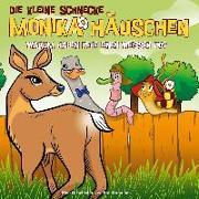 Cover-Bild zu Die kleine Schnecke Monika Häuschen 50: Warum haben Rehe einen weißen Po? von Naumann, Kati