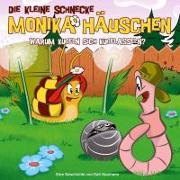 Cover-Bild zu Die kleine Schnecke Monika Häuschen 30. Warum kugeln sich Kugelasseln? von Naumann, Kati