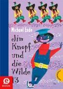 Cover-Bild zu Jim Knopf: Jim Knopf und die Wilde 13 (eBook) von Ende, Michael
