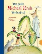 Cover-Bild zu Das große Michael-Ende-Vorlesebuch von Ende, Michael