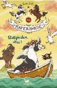 Cover-Bild zu Kolb, Suza: Die Haferhorde - Stallpiraten ahoi! - Band 5