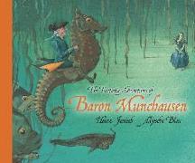Cover-Bild zu Janisch, Heinz: The Fantastic Adventures of Baron Munchausen