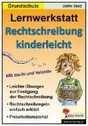 Cover-Bild zu Rechtschreibung kinderleicht (eBook) von Stolz, Ulrike