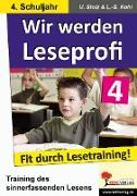 Cover-Bild zu Wir werden Leseprofi 4 (eBook) von Stolz, Ulrike