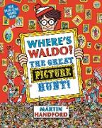 Cover-Bild zu Handford, Martin: Where's Waldo? The Great Picture Hunt!
