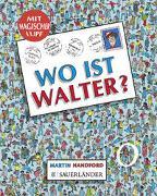 Cover-Bild zu Handford, Martin: Wo ist Walter? (Mini-Ausgabe)