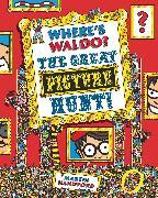 Cover-Bild zu Handford, Martin: Where's Waldo? The Great Picture Hunt