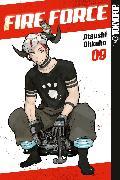 Cover-Bild zu Fire Force 09 (eBook) von Ohkubo, Atsushi