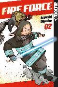 Cover-Bild zu Fire Force 02 (eBook) von Ohkubo, Atsushi
