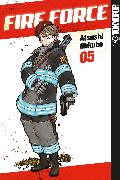 Cover-Bild zu Fire Force 05 (eBook) von Ohkubo, Atsushi