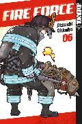 Cover-Bild zu Fire Force 06 (eBook) von Ohkubo, Atsushi