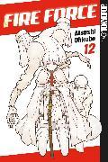 Cover-Bild zu Fire Force 12 (eBook) von Ohkubo, Atsushi