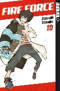 Cover-Bild zu Fire Force 10 (eBook) von Ohkubo, Atsushi