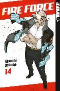 Cover-Bild zu Fire Force 14 (eBook) von Ohkubo, Atsushi