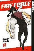 Cover-Bild zu Fire Force 15 (eBook) von Ohkubo, Atsushi