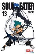 Cover-Bild zu Soul Eater, Band 13 von Ohkubo, Atsushi