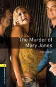 Cover-Bild zu Murder of Mary Jones Level 1 Oxford Bookworms Library (eBook) von Vicary, Tim