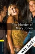 Cover-Bild zu Murder of Mary Jones - With Audio Level 1 Oxford Bookworms Library (eBook) von Vicary, Tim