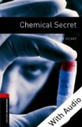 Cover-Bild zu Chemical Secret - With Audio Level 3 Oxford Bookworms Library (eBook) von Vicary, Tim