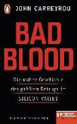 Cover-Bild zu Bad Blood von Carreyrou, John