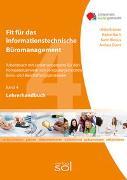 Cover-Bild zu Lehrerhandbuch Fit für das informationstechnische Büromanagement (Band 4) von Bach, Bärbel