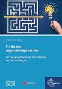 Cover-Bild zu Fit für das eigenständige Lernen von Bach, Bärbel