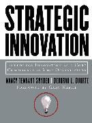 Cover-Bild zu Strategic Innovation (eBook) von Snyder, Nancy Tennant