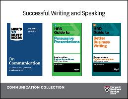 Cover-Bild zu Successful Writing and Speaking: The Communication Collection (9 Books) (eBook) von Review, Harvard Business