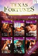 Cover-Bild zu Texas Fortunes - 6-teilige Serie (eBook) von Ferrarella, Marie