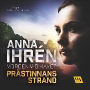 Cover-Bild zu Prästinnans strand (Audio Download) von Ihrén, Anna