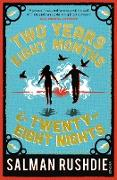 Cover-Bild zu Two Years Eight Months and Twenty-Eight Nights (eBook) von Rushdie, Salman